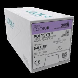 Look Sutures PolySyn Pack of 12