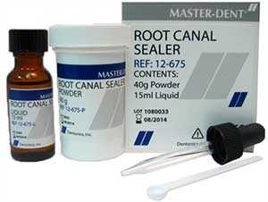 Master-Dent Root Canal Sealer/Cement