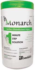 Monarch Surface Disinfectant Wipes (160)