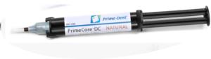 Core Build-Up Automix A2 DC (10g Syr) (Prime Dental)