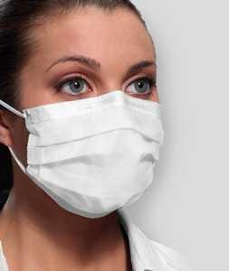Mask Earloop Ultra Sensitive White (50)