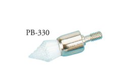 Prophy Brushes Screw-On Ponited (144)