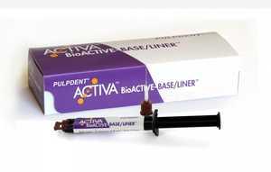 ACTIVA BioACTIVE Base/Liner (Pulpdent)