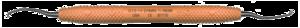 Gracey Titanium Extended Reach Micro Mini (PDT)