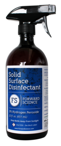 Surface Cleaner  2.4% Hydrogen Peroxide