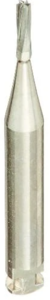 Carbide Bur RASS 57 Straight Flat End Fissure Short Shank pack of  10