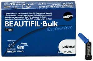 Beautifil Bulk Rest Tips (20) (Shofu)