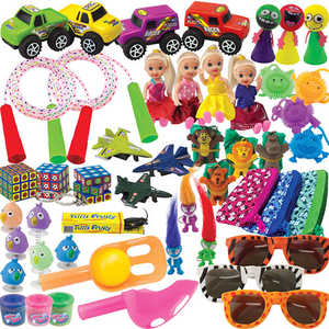Toys Refill Assorted (Large) (100)