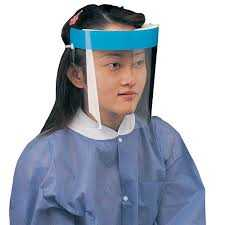 Plasdent Disposable Face Shields (24)