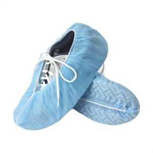 Shoe Cover – Blue, 100/Pkg