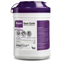 Super Sani-Cloth Germicidal Disposable Wipe