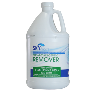 Tartar Stain & Permanent Cemant Remover