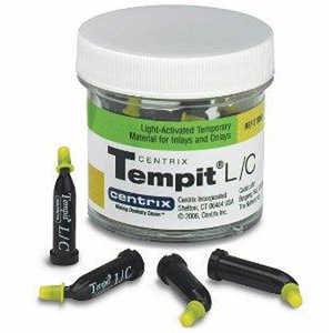 Tempit L/C (.25 gr Prefilled Tips) 30/Pk