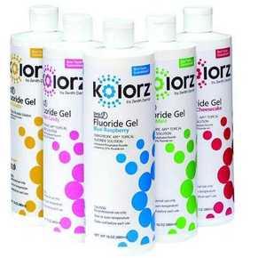 Kolorz Fluoride Gel (DMG)