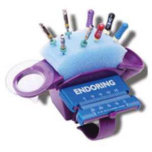 EndoRing II Hand-held Endodontic Instrument - With Metal Ruler