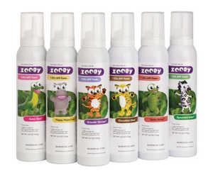 Zooby APF Foam 1.23%