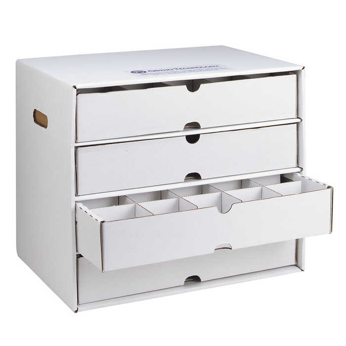 Ortho Model Archiving/Storage System Loading Holds up to 320 Models