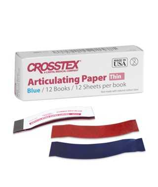 Crosstex Articulating Paper